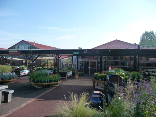 Garden Centre: Commercial Building Contractor